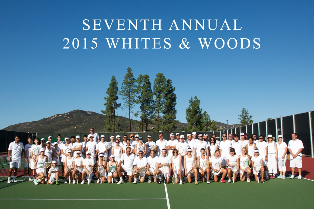 2015 Whites and Woods Round Robin