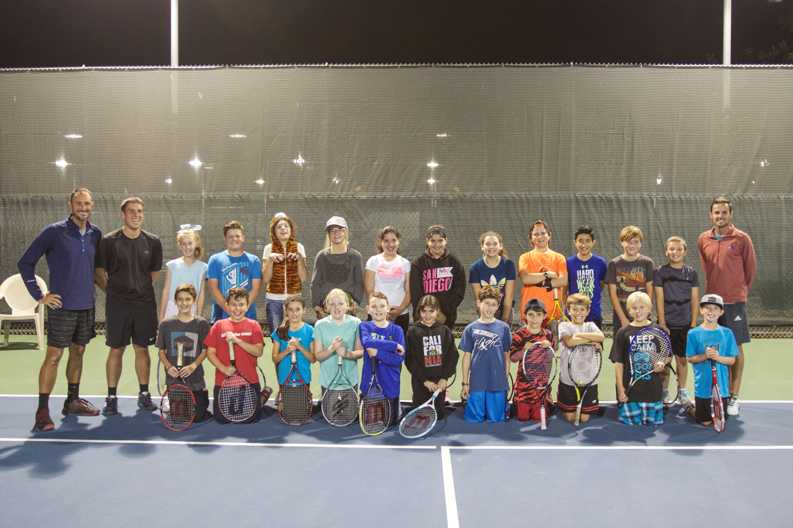Lake Murray Tennis Club Spring Clinics