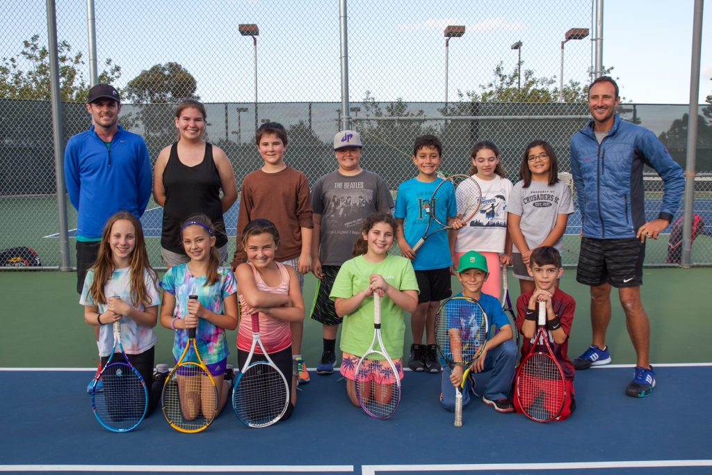 Join us for all the tennis fun in the upcoming Fall session. Starting the week of September 18th.