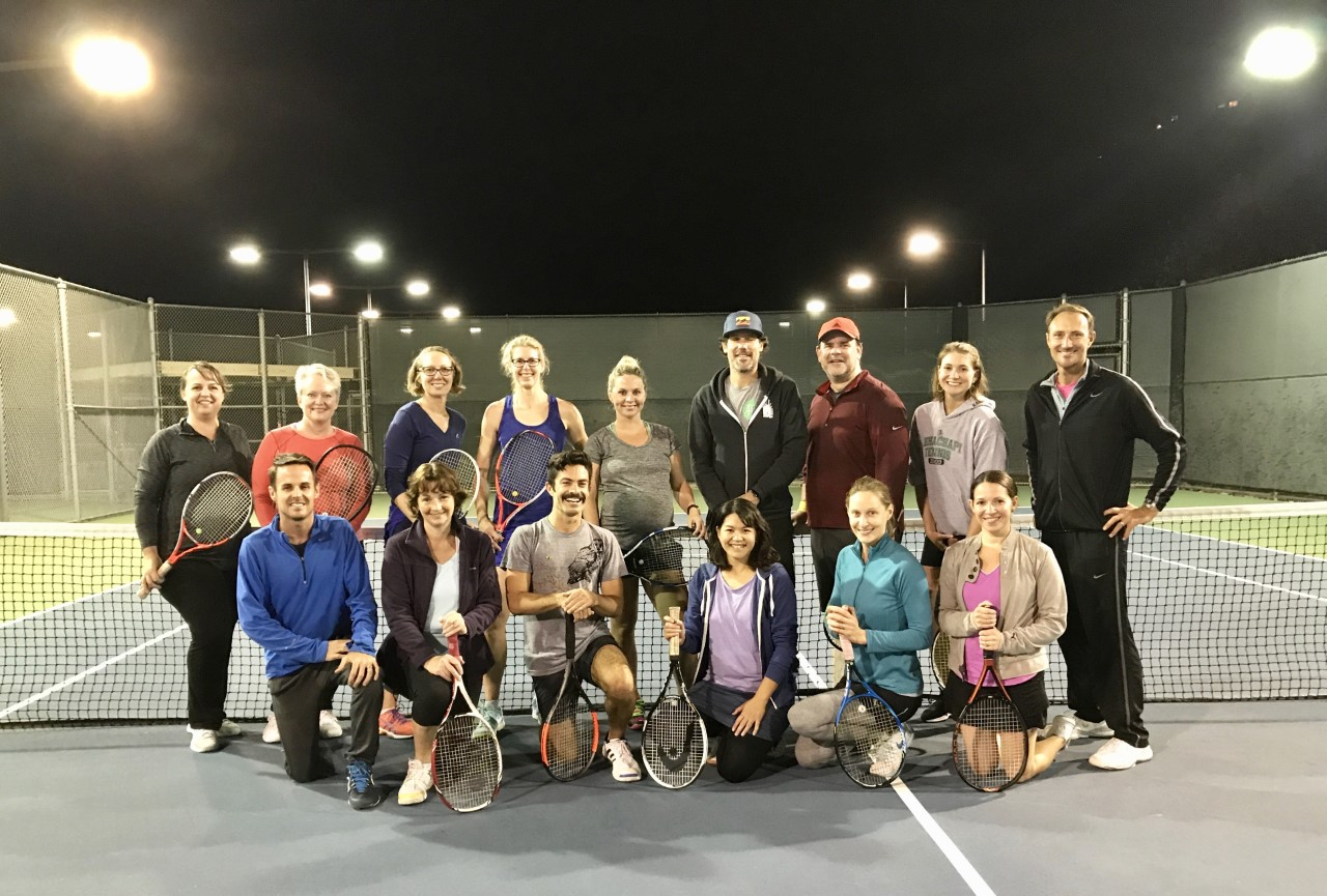 2018 Lake Murray Tennis Club Spring Clinic Schedule is up.