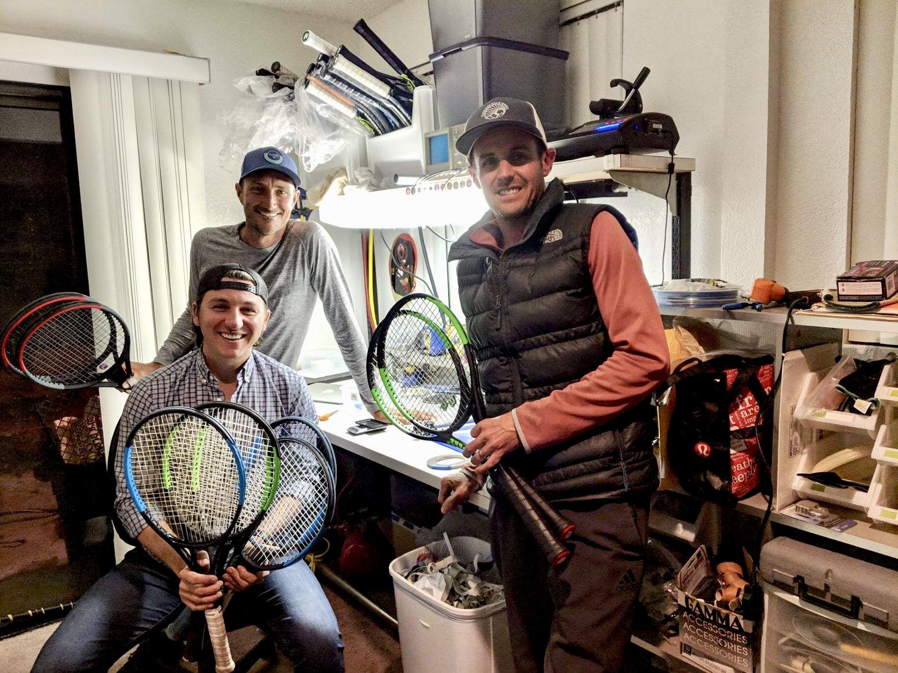 Racket Concepts with Matt Previdi